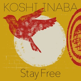 「稲葉浩志 stay free」の画像検索結果