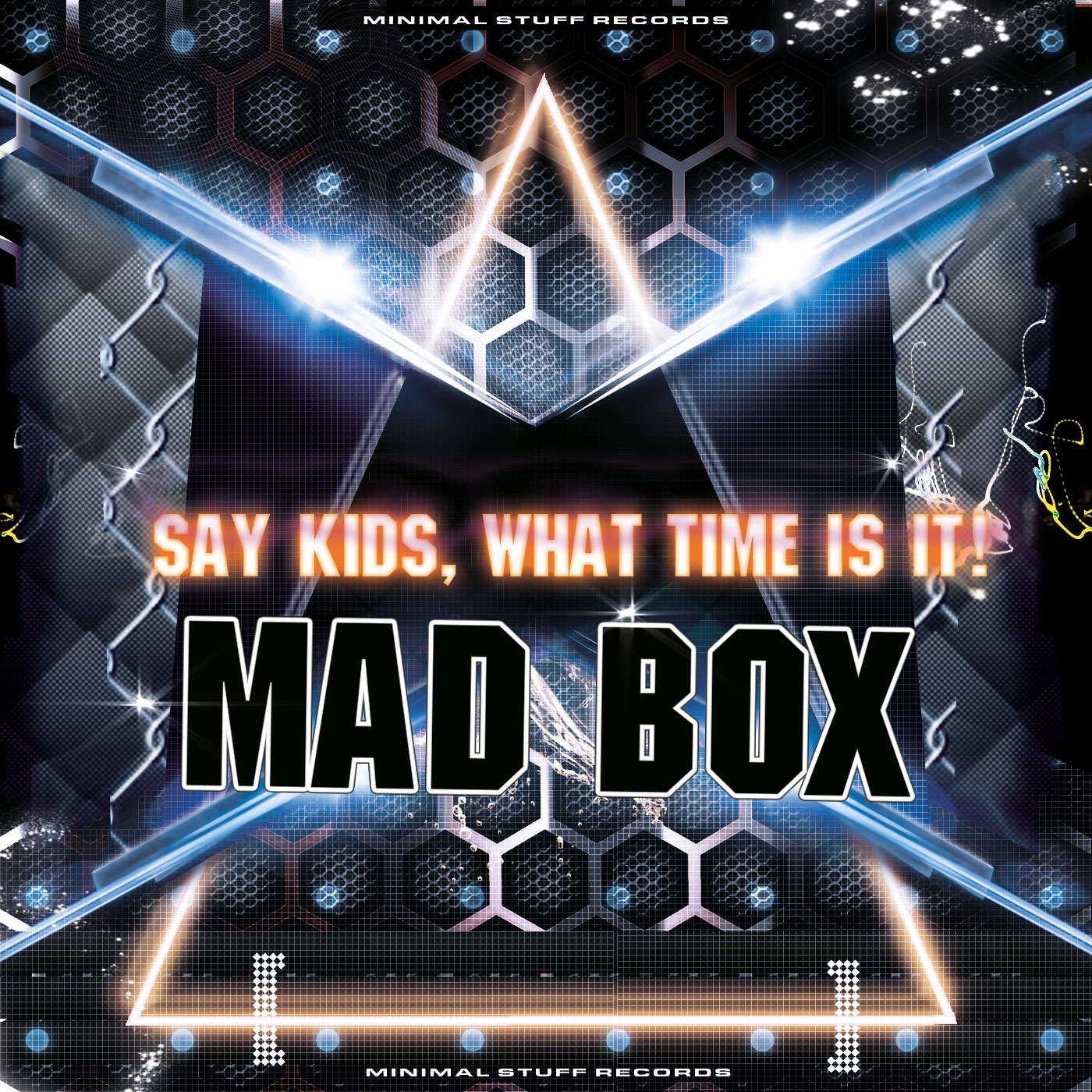 Say Kids, What Time Is It ! - Single