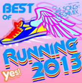 Best of Running 2013 (24-Song Megamix Run 140BPM-155BPM)