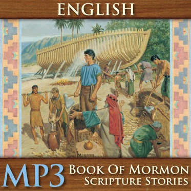 Book of Mormon Stories | MP3 | ENGLISH