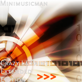 Crazy La Paint (Extended Edition)-Minimusicman