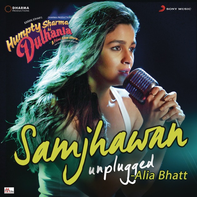 Alia bhatt's 'samjhawan unplugged' crosses 50-mn-mark on youtube.