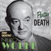 Rex Stout - Parties for Death: Nero Wolfe  artwork