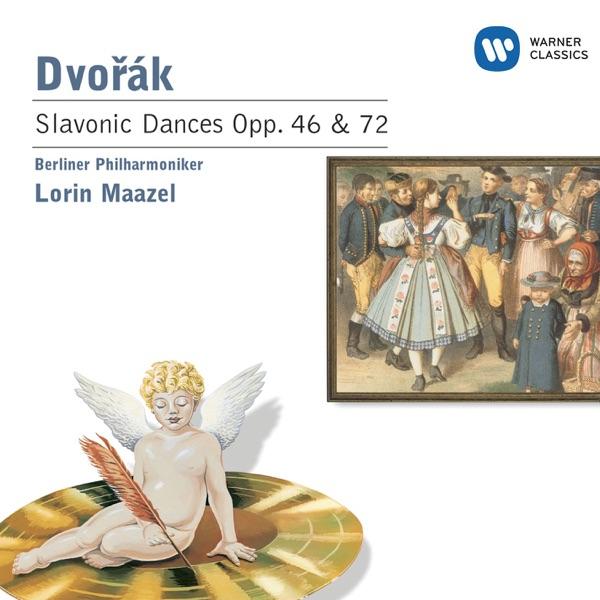 Slavonic Dances, B.83: (Op.46 - Nos. 1-8); B.147 (Op.72 - Nos. 1-8): No. 5 in B Flat Minor: Spacirká (Poco adagio - vivace), Op.72