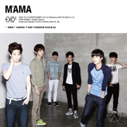 Mama (The 1st Mini Album) - EP - EXO-K - EXO-K