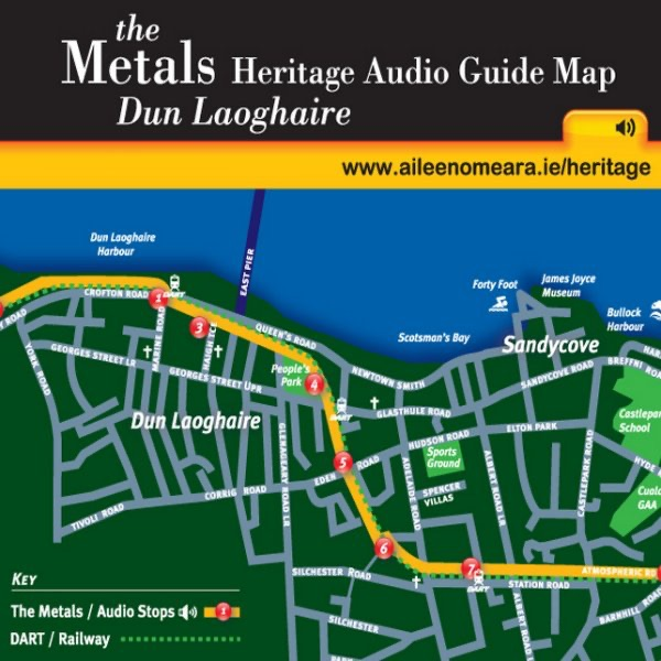 The Metals Heritage Audio Guide
