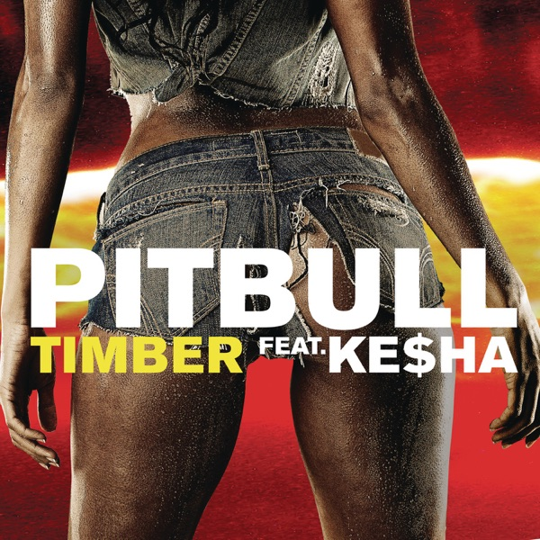 Cover art for Timber