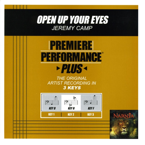 Premiere Performance Plus: Open Up Your Eyes - EP