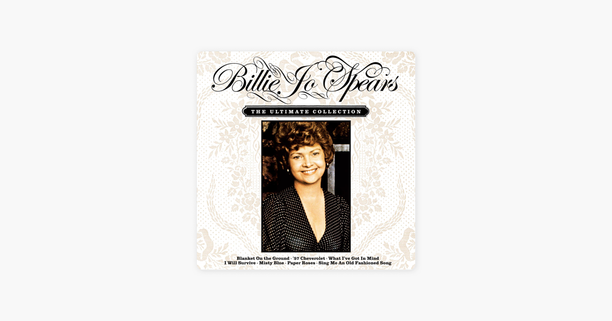 The Ultimate Collection By Billie Jo Spears On Itunes