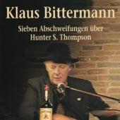 Hunter S. Thompson;Klaus Bittermann - Thompson for Sheriff