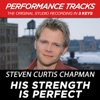 His Strength Is Perfect Performance Tracks EP
