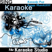 The Karaoke Studio - You and Your Heart (In the Style of Jack Johnson) [Instrumental Version]