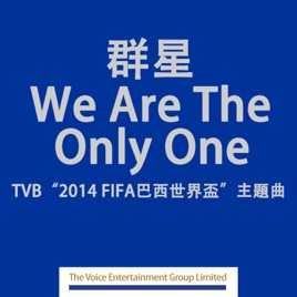 TVB群星の「We Are The Only One...