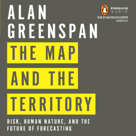 The Map and the Territory: Risk, Human Nature, And the Future of Forecasting (Unabridged) audiobook