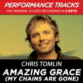 Amazing Grace (My Chains Are Gone) (Performance Track In Key of G With Background Vocals)