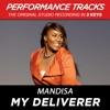 My Deliverer Performance Tracks EP