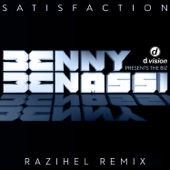 Satisfaction - Razihel Remix (feat. The Biz) - Single