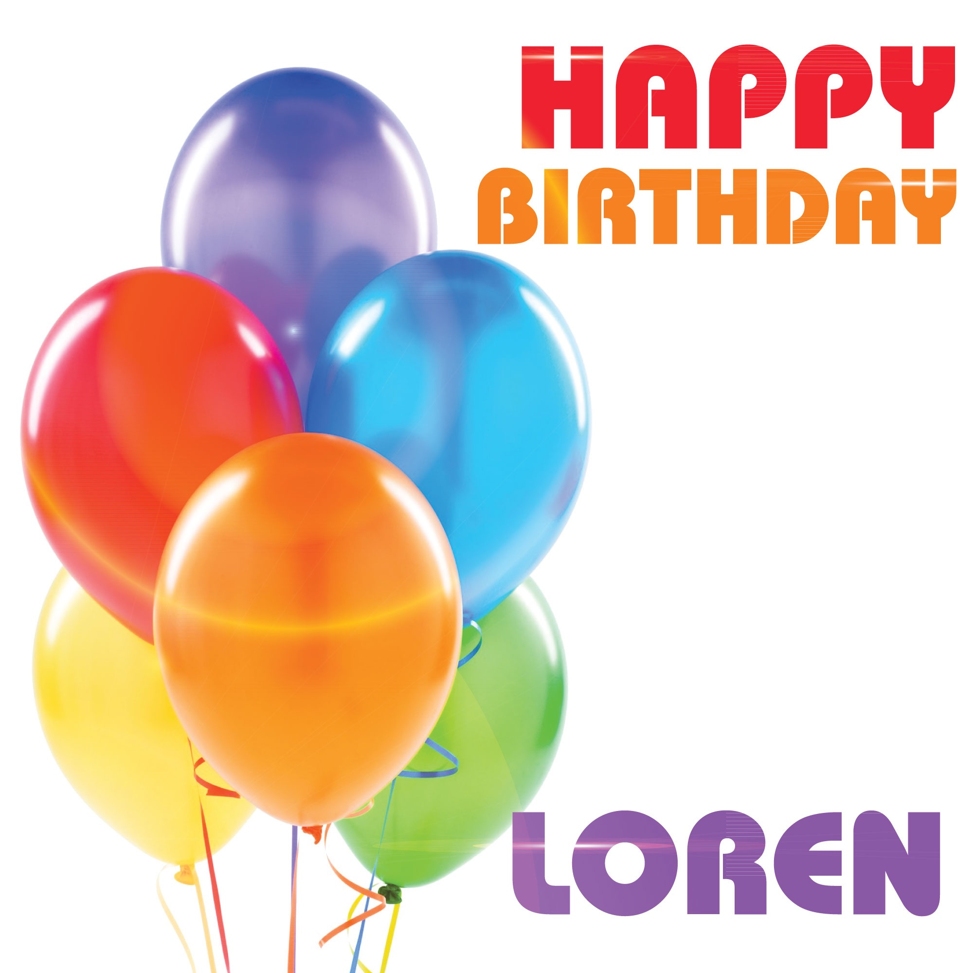Happy Birthday Loren (Single) by The Birthday Crew on iTunes