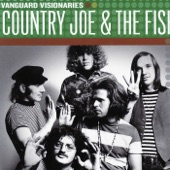 Country Joe & The Fish - The Masked Marauder