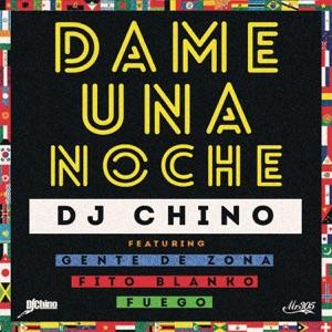 Dame una Noche (feat. Gente de Zona, Fito Blanko & Fuego) - Single Mp3 Download