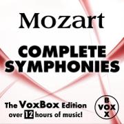 Mozart: Complete Symphonies (The VoxBox Edition) - Gunter Kehr & Mainzer Kammerorchester - Gunter Kehr & Mainzer Kammerorchester