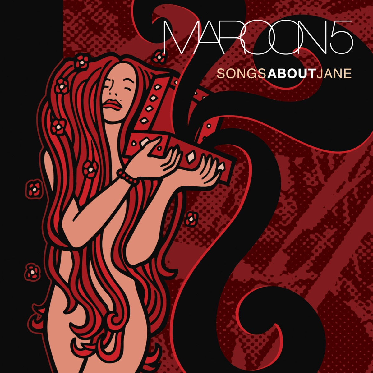 Songs About Jane Maroon 5 CD cover