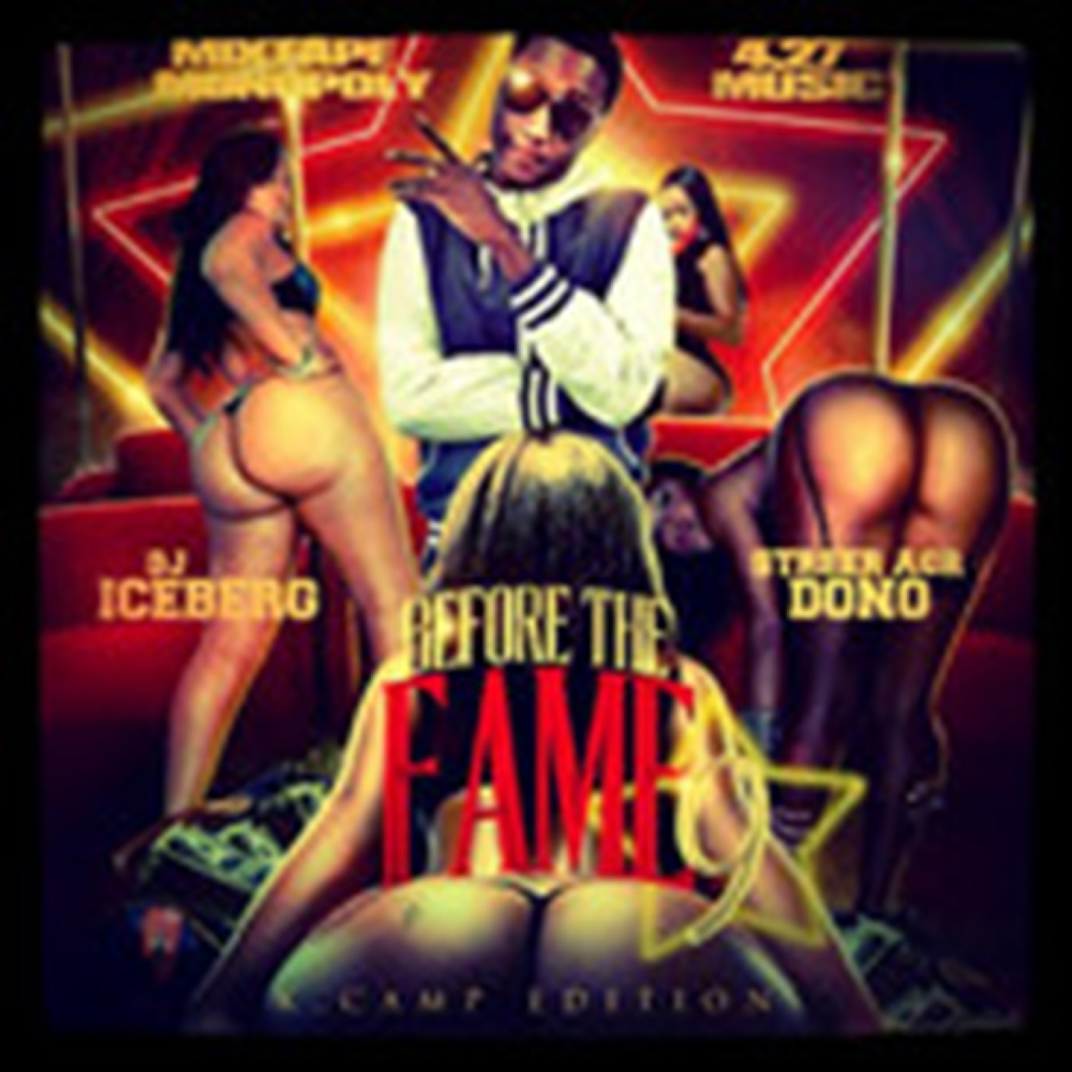 Before the Fame 9 - EP
