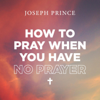 How to Pray When You Have No Prayer - Joseph Prince