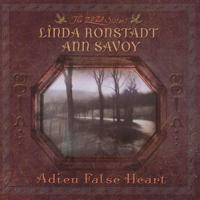 Linda Ronstadt - Adieu False Heart artwork