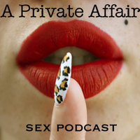 Podcast cover art for A Private Affair