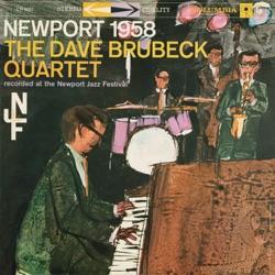 View album The Dave Brubeck Quartet - Newport 1958 (Live)