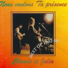Nous voulons Ta présence - Best of 1982-96