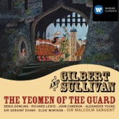 Alexander Young/John Carol Case/Monica Sinclair/Glyndebourne Chorus/Pro Arte Orchestra/Sir Malcolm Sargent - The Yeomen of the Guard (or, The Merryman and his Maid) (1987 - Remaster), Act I: When our gallant Norman foes (Dame Carruthers, Y