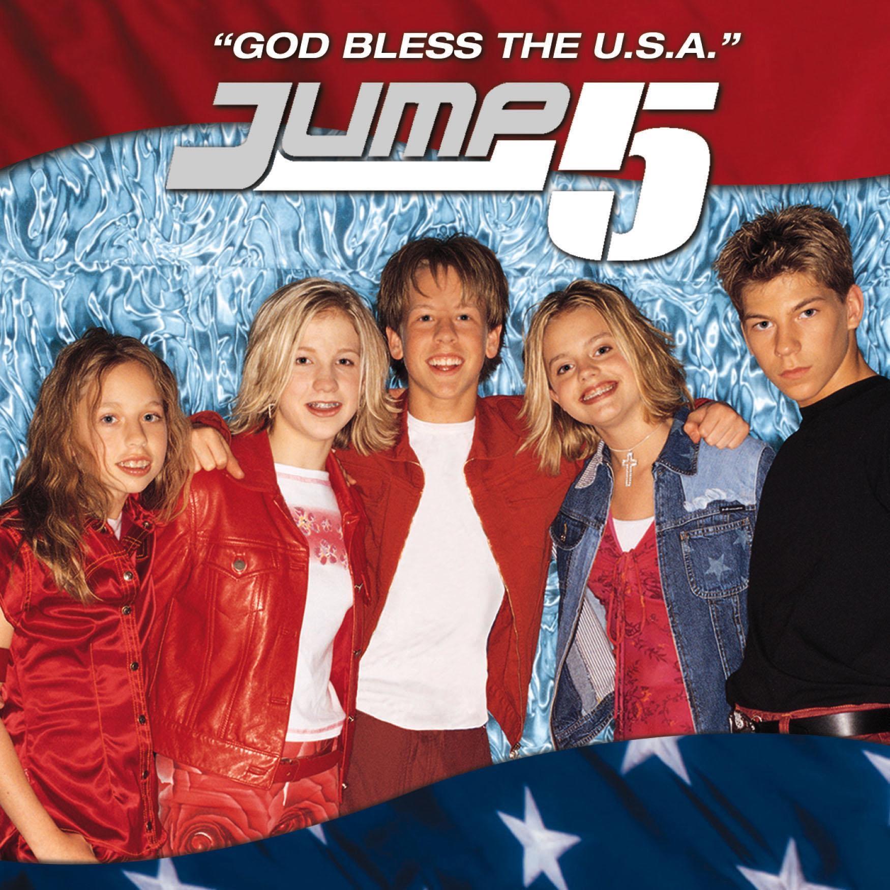 God Bless the U.S.A. - Single