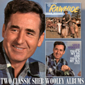 Songs from the Days of Rawhide / Sings That's My Pa and That's My Ma and Other Selections