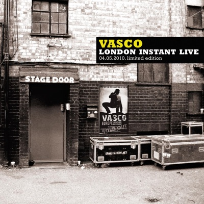Vasco London Instant Live (04.05.2010) - Vasco Rossi