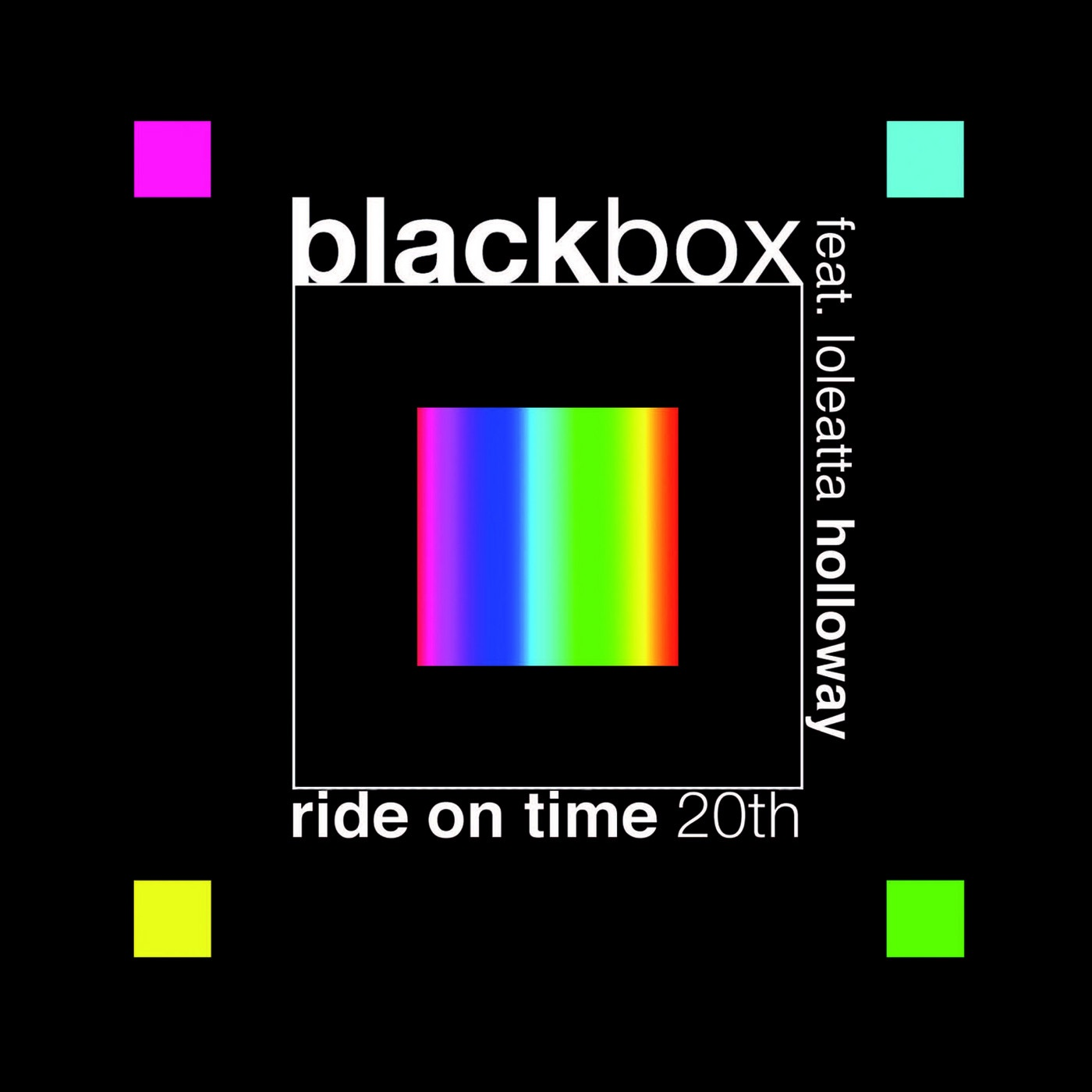 Ride on Time 20th (feat. Loleatta Holloway) [Remixes]