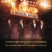 Can You Feel The Love Tonight Feat. Heather Headley Il Divo, Heather Headley, Bratislava Symphony Orchestra, David Hernando & Alberto Quintero - Il Divo, Heather Headley, Bratislava Symphony Orchestra, David Hernando & Alberto Quintero