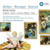 New Philharmonia Orchestra/Sir Charles Mackerras - Sylvia - Suite (2002 Remastered Version): Intermezzo & Valse lente