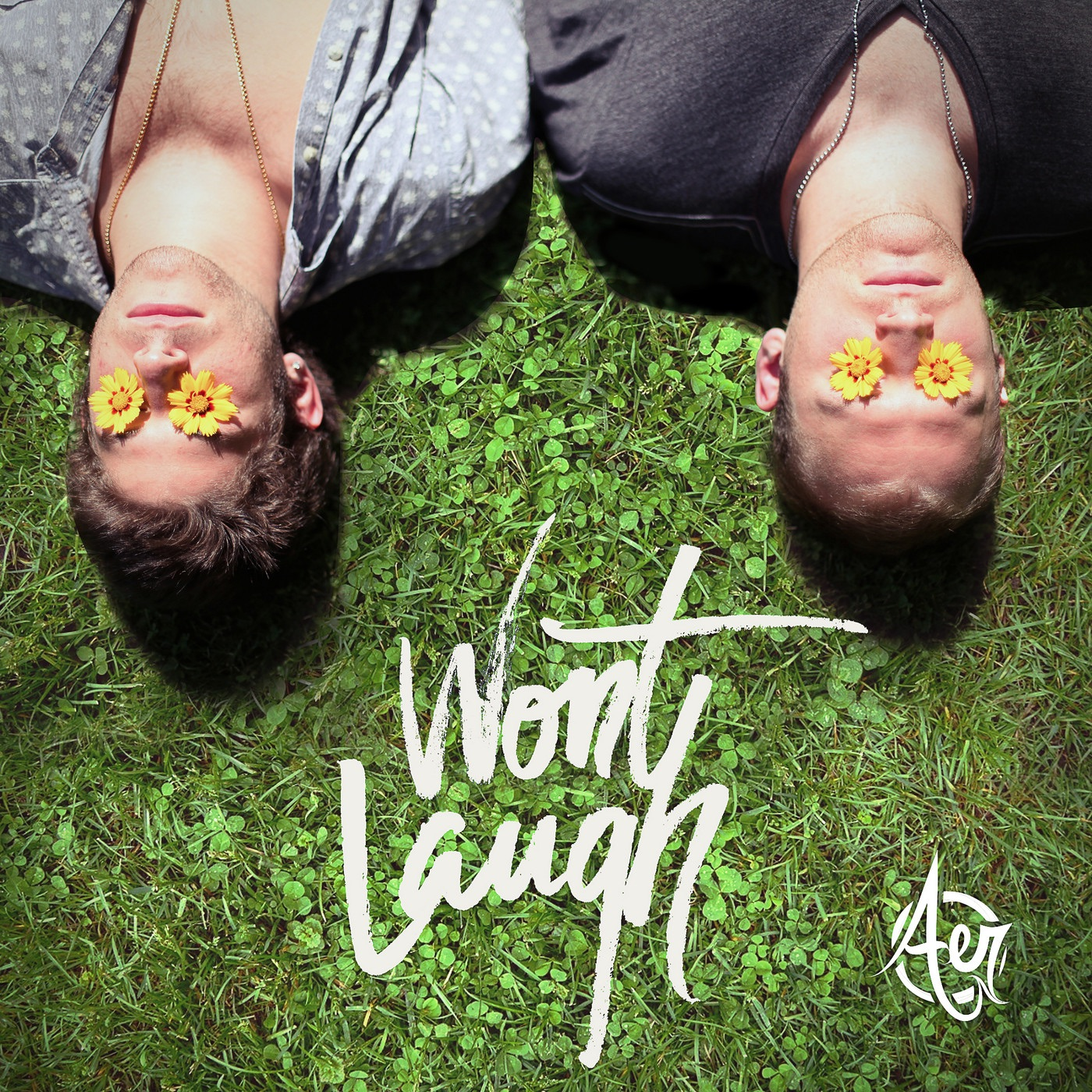 Won't Laugh - Single