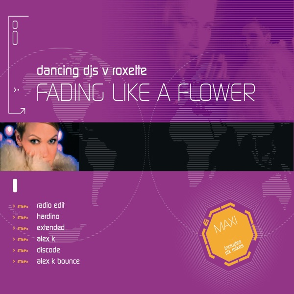 Fading Like a Flower (Dancing DJs vs. Roxette) - EP