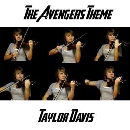 The Avengers Theme - Single by Taylor Davis
