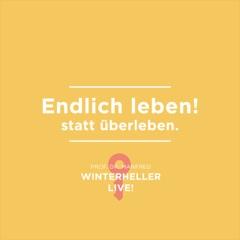 Endlich leben! statt überleben (Dr. Manfred Winterheller LIVE! 1)