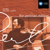 Itzhak Perlman/Samuel Sanders - Old folks at home