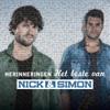 Nick & Simon - Pak Maar M'n Hand kunstwerk