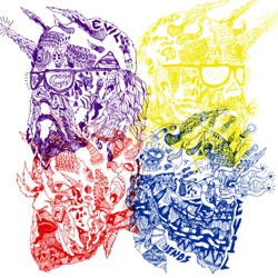View album Purple Yellow Red and Blue - Single