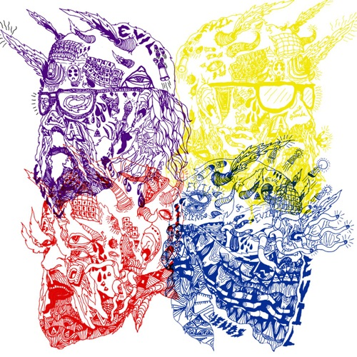 Portugal. The Man - Purple Yellow Red and Blue - Single