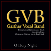 O Holy Night (Original Key Performance Track Without Background Vocals)