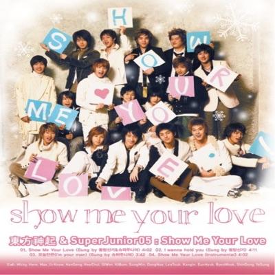 Show Me Your Love - Single - Super Junior