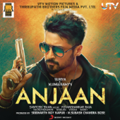 Anjaan (Original Motion Picture Soundtrack)  EP-Yuvan Shankar Raja
